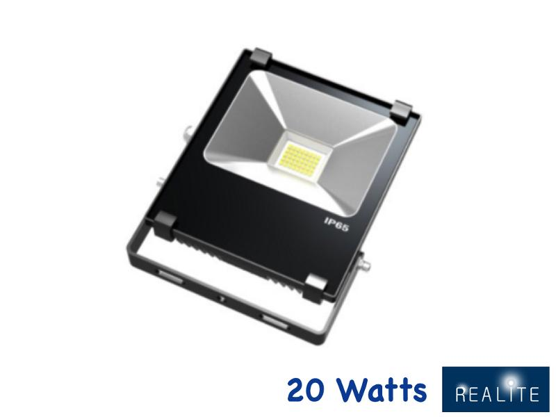 Integrated Flood Light 20W (Cool White)
