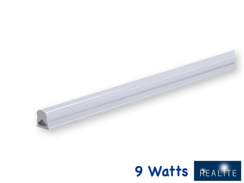 Integrated Tube Aluminium T5 9W (Cool White)